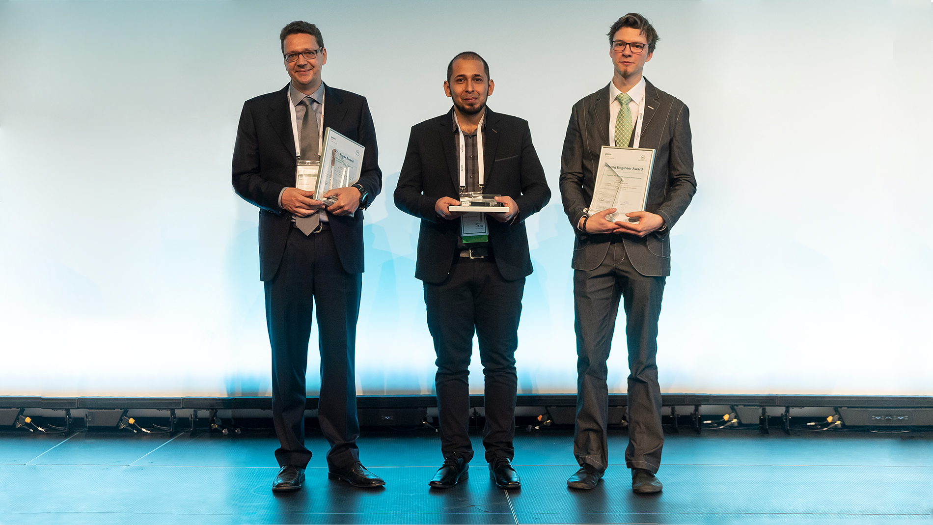 Award winners of PCIM Europe Conference 2019 announced
