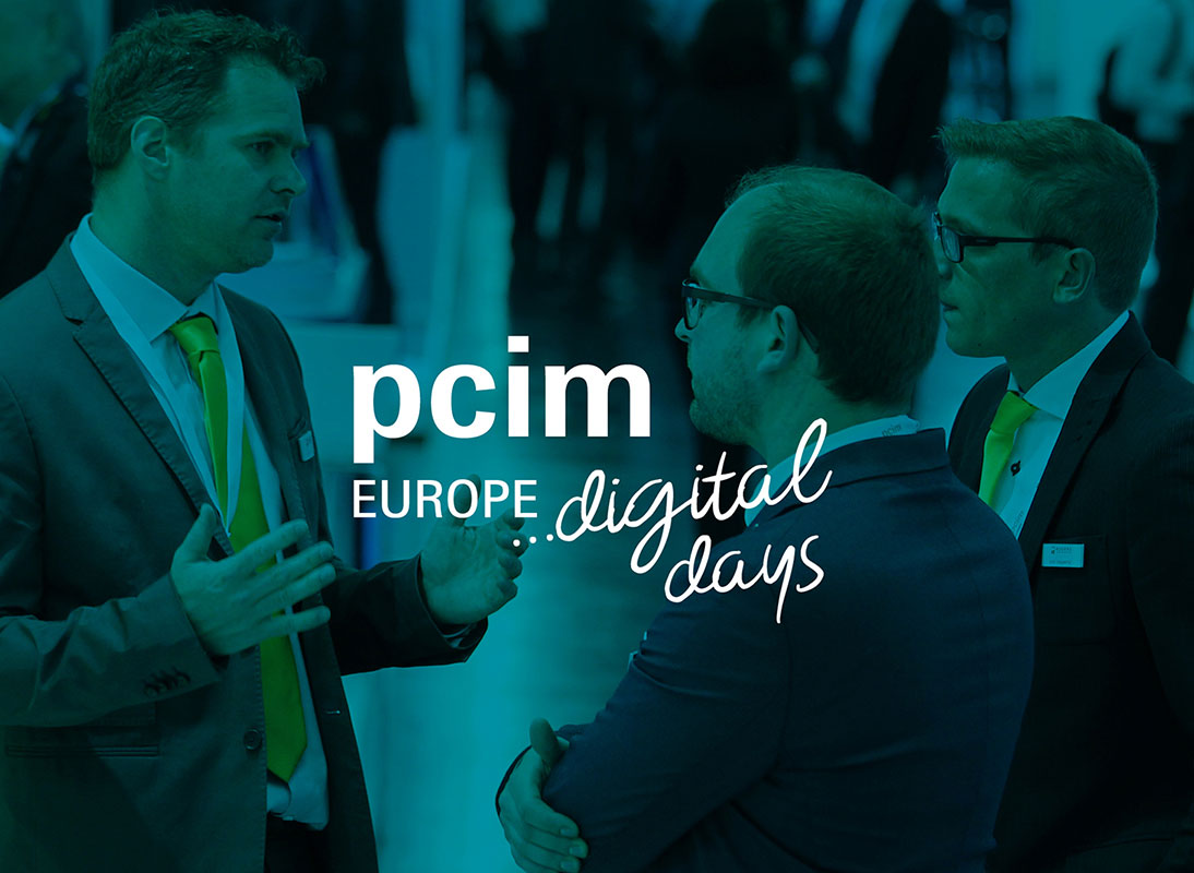 PCIM Europe digital days