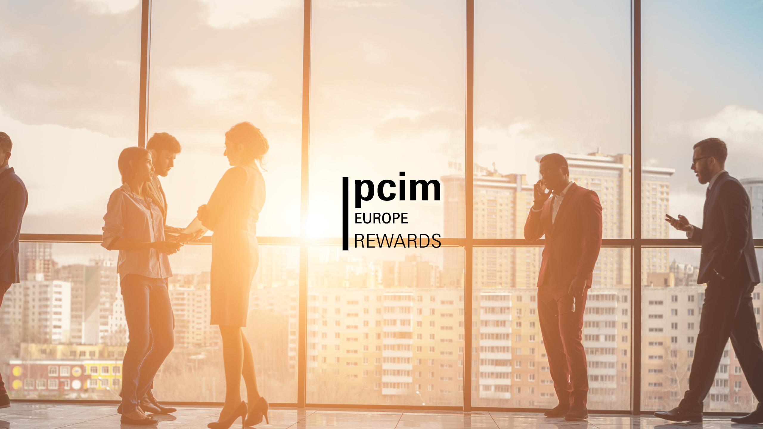 PCIM Europe Rewards