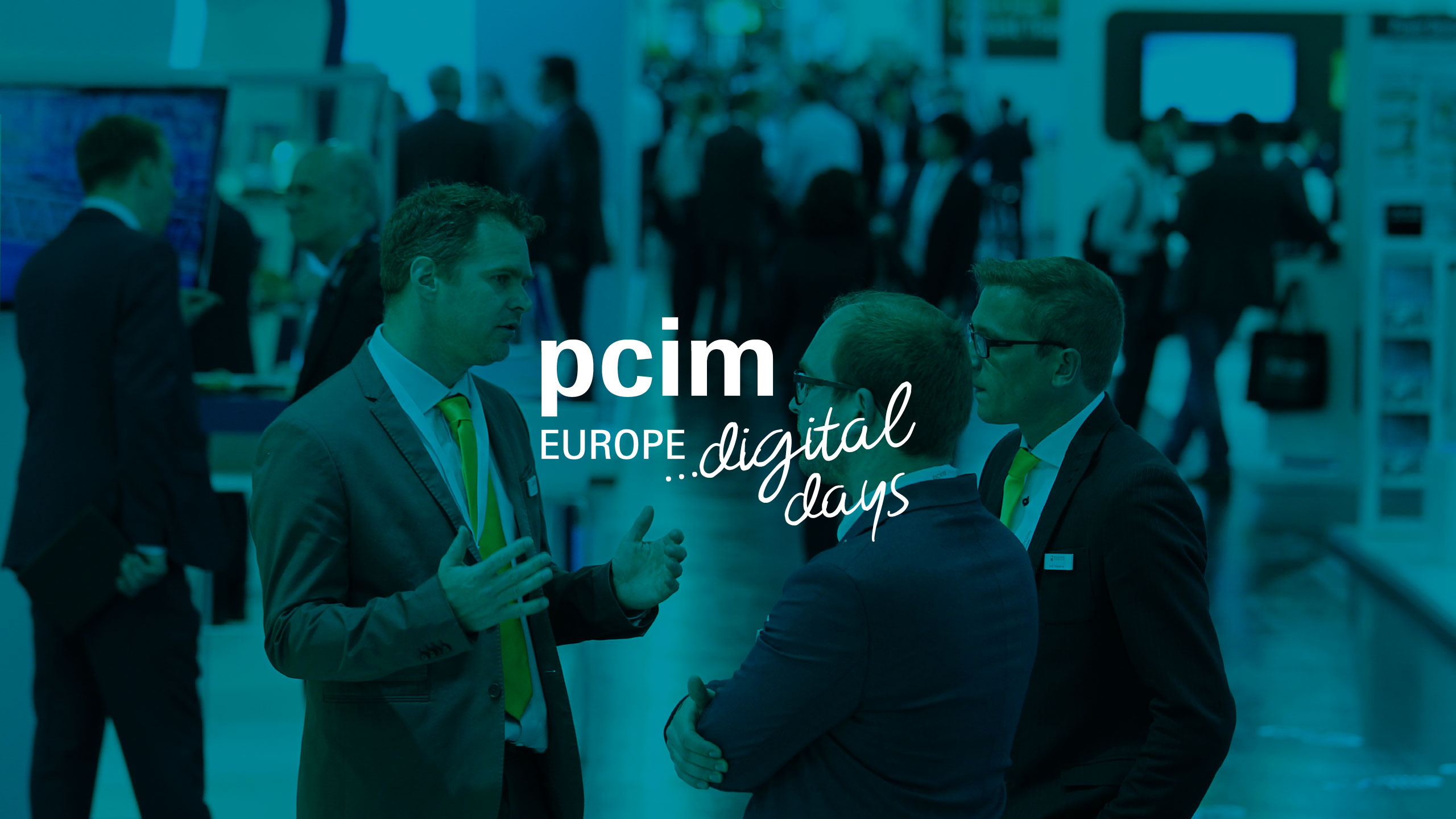 PCIM Europe to be held digitally only from 3 – 7 May 2021